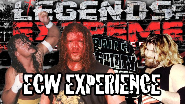 Legends of Extreme ECW Experience S3 Ep 3