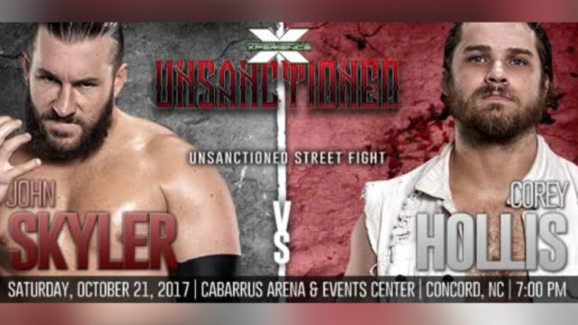 PWX: Skyler VS Hollis