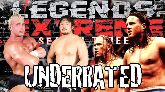 Legends of Extreme Underrated S3 Ep 6