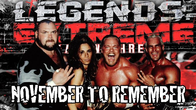 Legends of Extreme November to Remember S3 Ep 9