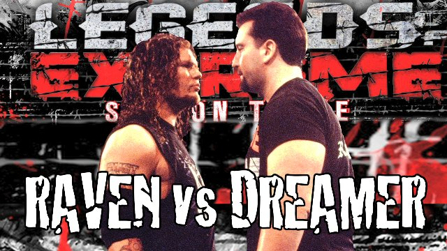 Legends of Extreme Raven vs Dreamer S3 Ep 10