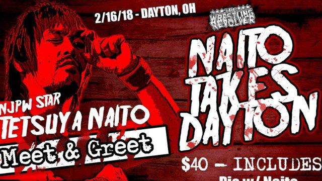 #NaitoTakesDayton (Live Edit)