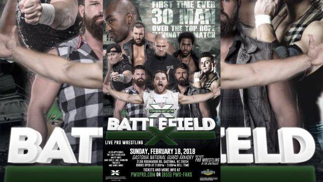 PWX: BattleField X (Live Edit)