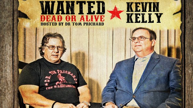 Wanted Dead or Alive Kevin Kelly
