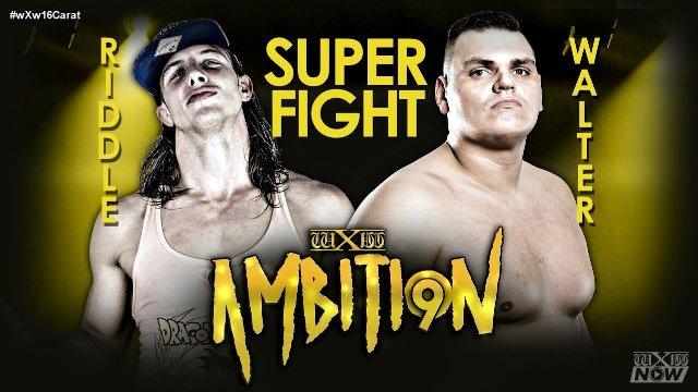 WXW: Ambition 9
