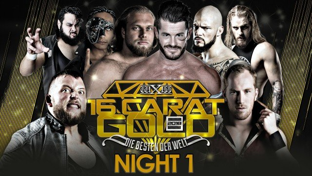 WXW: 16 Carat Gold Night 1