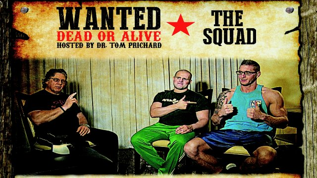 Wanted Dead or Alive The Squad