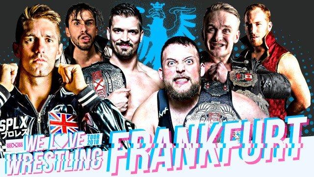 WXW: We Love Wrestling Tour 2018- Frankfurt