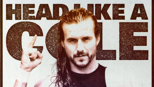 PRO WRESTLING GUERRILLA - HEAD LIKE A COLE