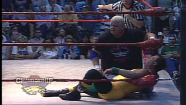 USA Championship Wrestling - Show #1003 - (9/25/04)