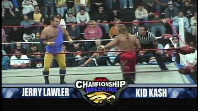 USA Championship Wrestling - Show #1007 - (10/23/04)
