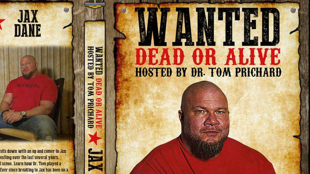 Wanted Dead Or Alive: Jax Dane