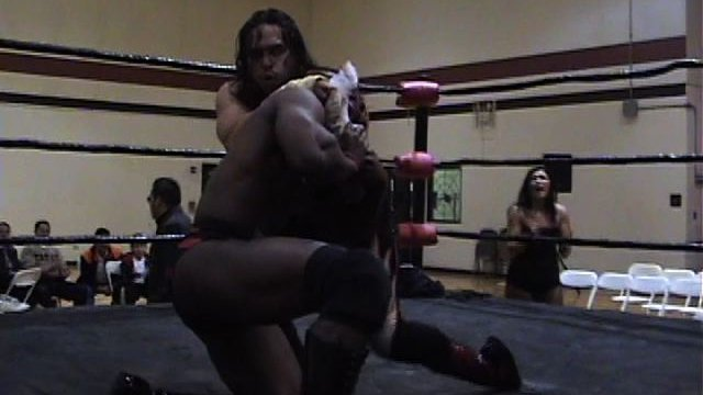 IWA Mid-South - Tryout Show 2008