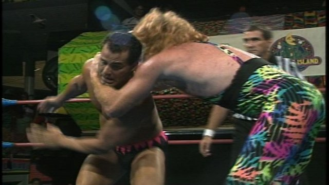 IWA Championship Wrestling - Show #90-16