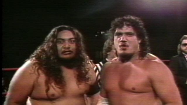IWA Championship Wrestling - Show #90-08