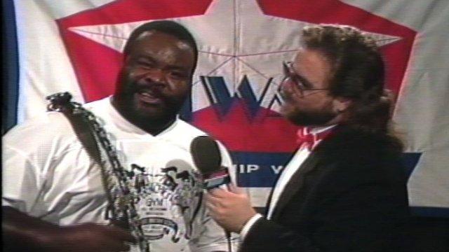 IWA Championship Wrestling - Show #90-09