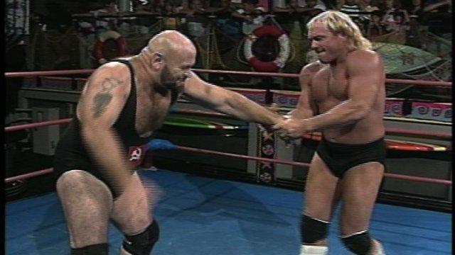 IWA  Championship Wrestling - Show #90-15