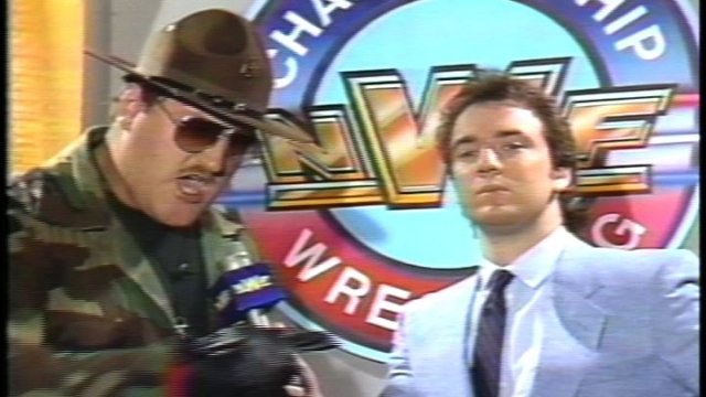 IWA Championship Wrestling - Show #91-02