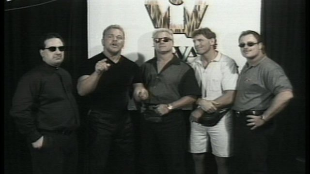 IWA Championship Wrestling - Show #99-01