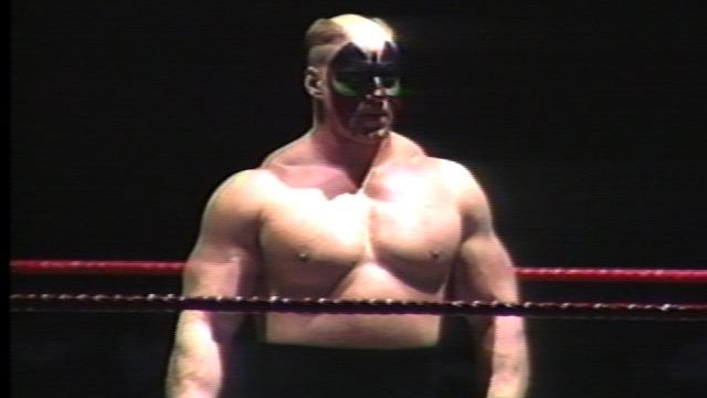 IWA Championship Wrestling - Show #91-01