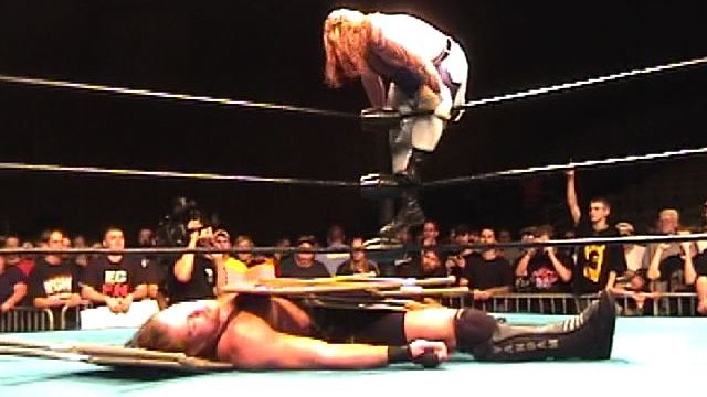 ECW Fancam 8/4/00 Huntington, WV