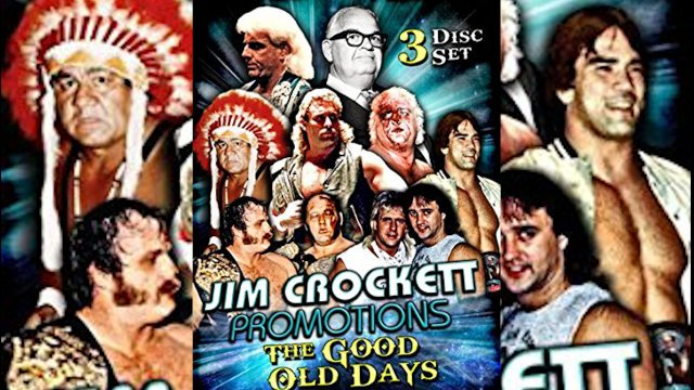 JIM CROCKETT PROMOTIONS - THE GOOD OLD DAYS