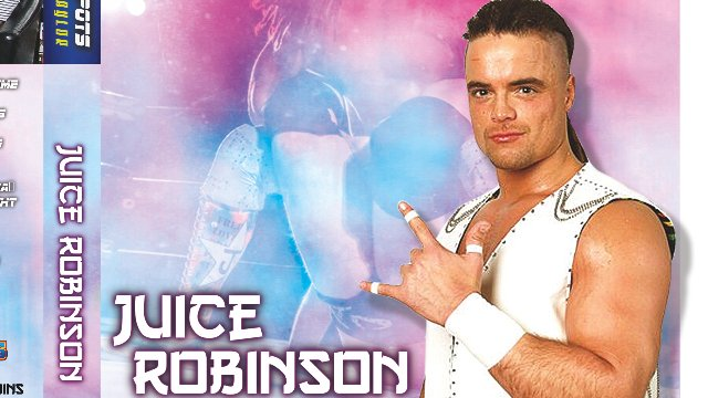 Hitting The Highspots: Juice Robinson