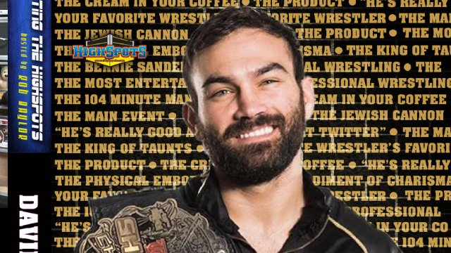 Hitting The Highspots: David Starr