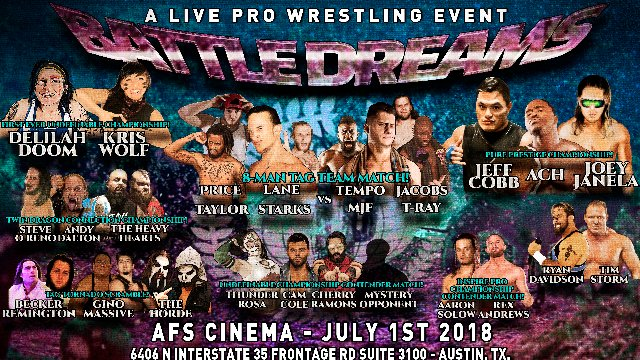 Inspire Pro: Battle Dreams