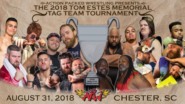 Action Packed Wrestling: Tom Estes Memorial Tag Team Tournament