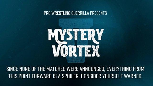 PWG-MYSTERY VORTEX V