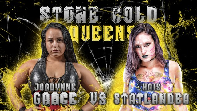 Progress Womens Title: Jordynne Grace (c) VS Kris Stadtlander