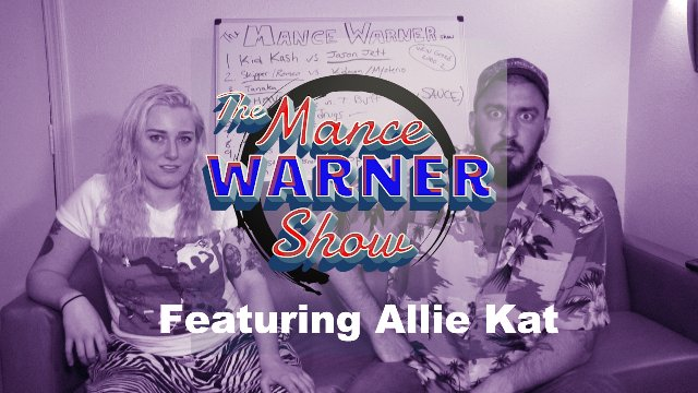 Red Light On: Mance Warner & Allie Kat