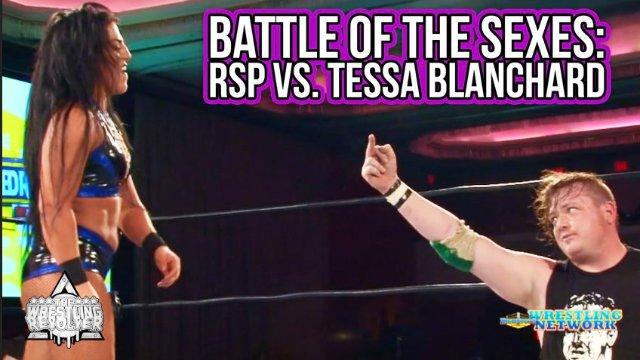 FREE MATCH: Tessa Blanchard VS Rickey Shane Page