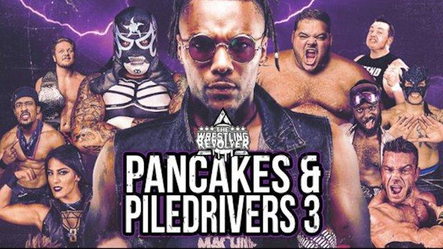 Wrestling Revolver: Pancakes & Piledrivers 3 (IPPV Replay)