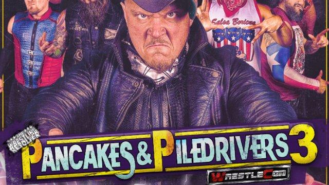 Wrestling Revolver - Pancakes & Piledrivers 3