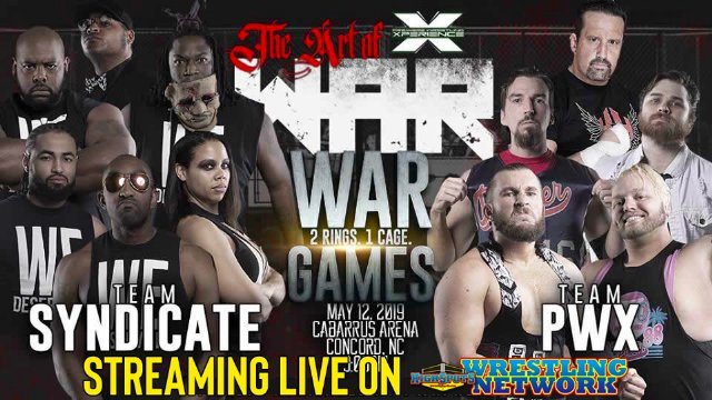 PWX The Art of War (iPPVReplay)