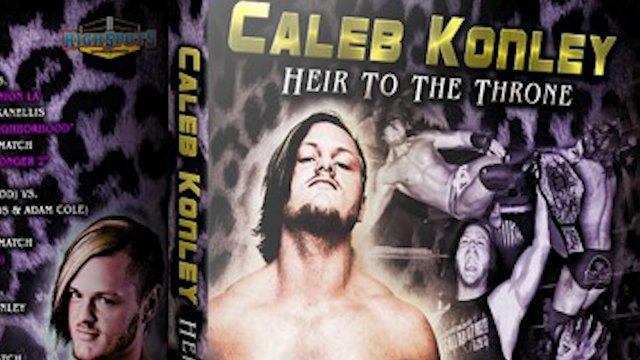 Caleb Konley: The Early Years Vol 2