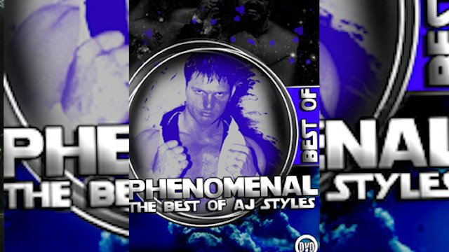 AJ Styles: IWA M-S Vol 1