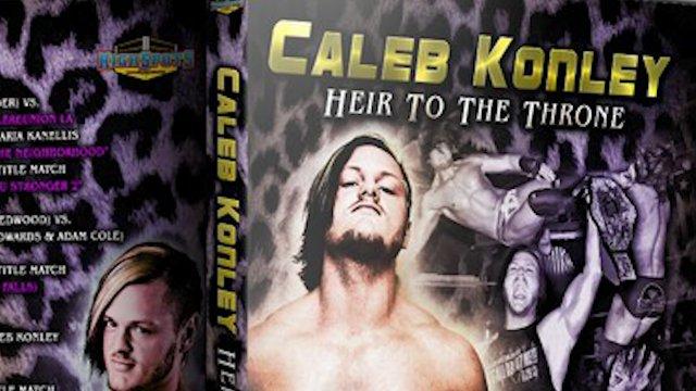 Caleb Konley: The Early Years Vol 3