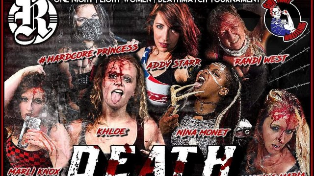 Girlfight Wrestling & The Resistance: Death Becomes Her 2