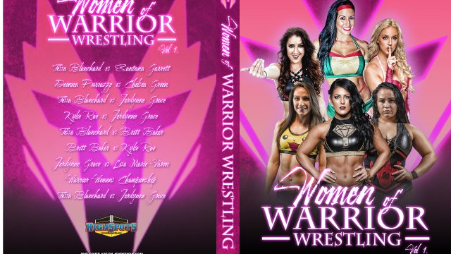 Women of Warrior Wrestling: Vol 1