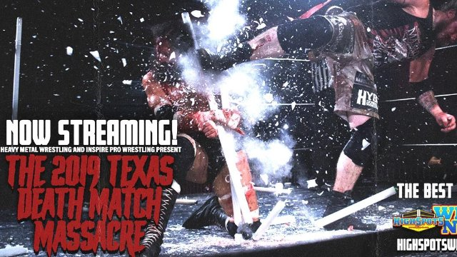 The 2019 Texas DeathMatch Massacre PPV Replay