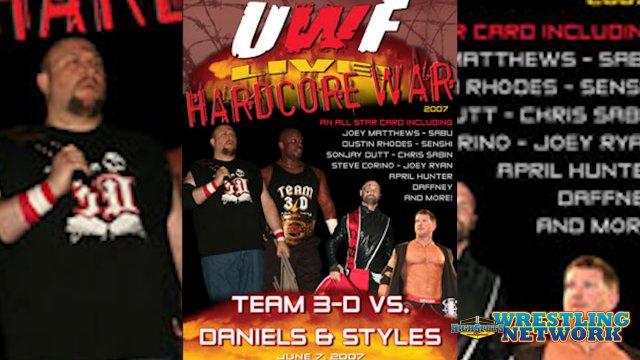 UWF Live: Hardcore War 2
