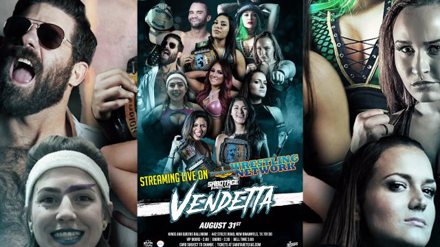 Sabotage Wrestling: Vendetta (IPPV Replay)