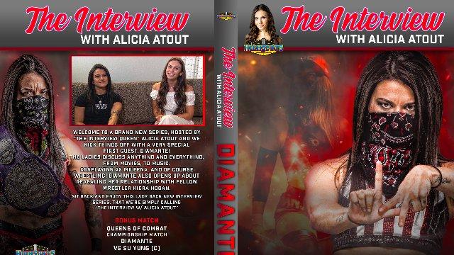 The Interview w/ Alicia Atout: Diamante