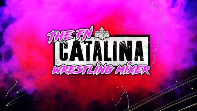 Wrestling Revolver - Catalina Wrestling Mixer Volume 3