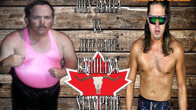 $5 Wrestling: Carolina Stampede