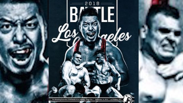PWG: BOLA 2018 Night 1