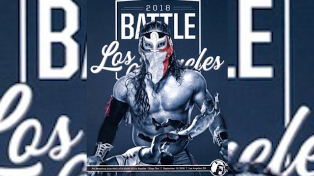 PWG: BOLA 2018 Night 2